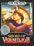 Sword of Vermilion (Genesis)