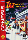 Taz in Escape from Mars (Genesis)