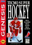 Tecmo Super Hockey (Genesis)