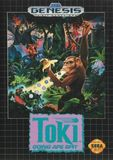 Toki: Going Ape Spit (Genesis)