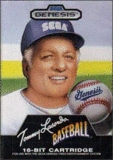 Tommy Lasorda Baseball (Genesis)