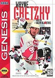 Wayne Gretzky and the NHLPA All-Stars (Genesis)