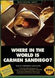Where in the World is Carmen Sandiego? (Genesis)