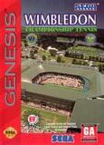 Wimbledon Championship Tennis (Genesis)