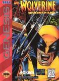 Wolverine: Adamantium Rage (Genesis)