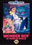 Wonder Boy in Monster World (Genesis)