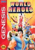 World Heroes (Genesis)
