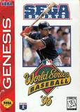 World Series Baseball '96 (Genesis)