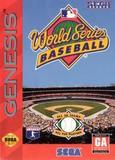World Series Baseball (Genesis)