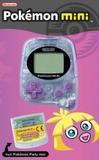 Pokemon Mini --  Smoochum Purple (Handheld)