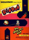 Dig Dug (Intellivision)