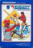 Major League Baseball (Intellivision)