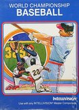 World Championship Baseball (Intellivision)