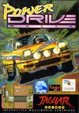 Power Drive Rally -- European Cover (Jaguar)
