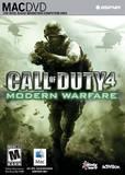Call of Duty 4: Modern Warfare (Macintosh)