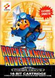 Rocket Knight Adventures (Mega Drive)