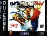 Earthworm Jim -- Special Edition (MegaCD)
