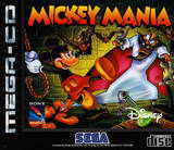 Mickey Mania (MegaCD)