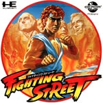 Fighting Street (NEC PC Engine CD)