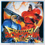 Forgotten Worlds (NEC PC Engine CD)