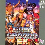 Gain Ground SX (NEC PC Engine CD)
