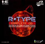 R-Type Complete CD (NEC PC Engine CD)