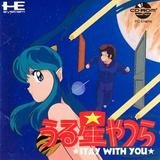 Urusei Yatsura: Stay With You (NEC PC Engine CD)
