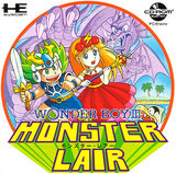 Wonder Boy III: Monster Lair (NEC PC Engine CD)