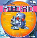 Atomic Robo-Kid Special (NEC PC Engine HuCard)
