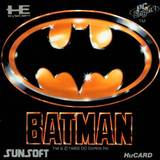 Batman (NEC PC Engine HuCard)