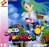 Detana!! TwinBee (NEC PC Engine HuCard)