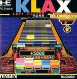 Klax (NEC PC Engine HuCard)