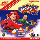 Ordyne (NEC PC Engine HuCard)
