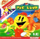 Pac-Land (NEC PC Engine HuCard)