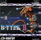 R-Type (NEC PC Engine HuCard)