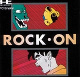 Rock-On (NEC PC Engine HuCard)