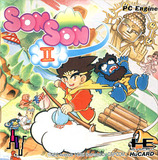 Son Son II (NEC PC Engine HuCard)