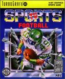 TV Sports: Football (NEC TurboGrafx-16)