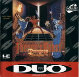 Dungeon Master: Theron's Quest (NEC TurboGrafx-CD)