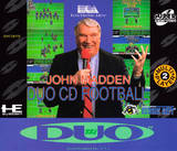 John Madden Duo CD Football (NEC TurboGrafx-CD)