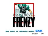 Football Frenzy (Neo Geo MVS (arcade))