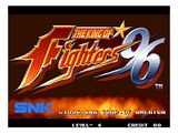 King of Fighters '96, The (Neo Geo MVS (arcade))