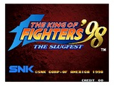 King of Fighters '98: The Slugfest, The (Neo Geo MVS (arcade))