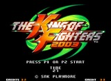 King of Fighters 2003, The (Neo Geo MVS (arcade))