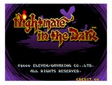 Nightmare in the Dark (Neo Geo MVS (arcade))