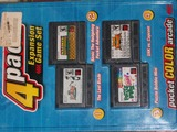 4 Pack Expansion Game Set -- Pack C (Neo Geo Pocket Color)
