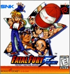 Fatal Fury: First Contact (Neo Geo Pocket Color)