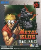 Metal Slug: 1st Mission (Neo Geo Pocket Color)
