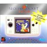 SNK Neo Geo Pocket Color w/Sonic the Hedgehog Pocket Adventure (Neo Geo Pocket Color)