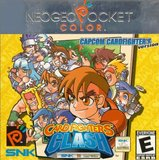 SNK vs. Capcom: Card Fighters' Clash -- Capcom Cardfighter's version (Neo Geo Pocket Color)